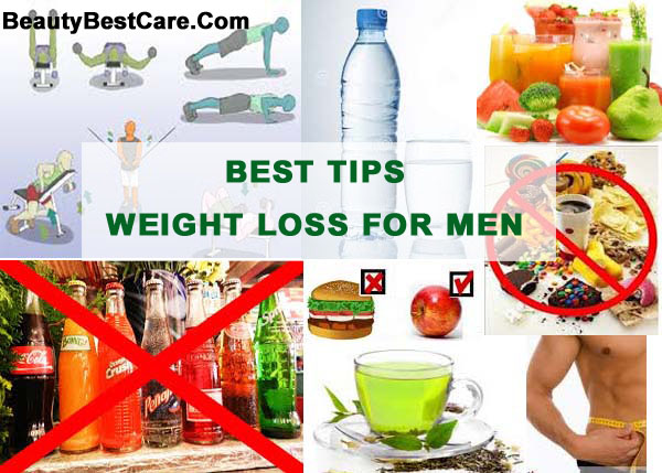 Best tips how to weight loss for men