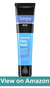 Best Face Wash For Men With Oily Skin 2018 Reviews And