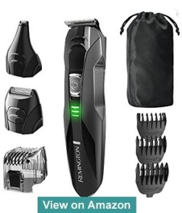 Remington PG6025 All-in-1 Lithium-Powered Grooming Kit