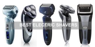 Best Electric Shaves for men 2017