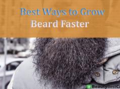 best ways to grow beard faster