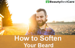How to soften my beard