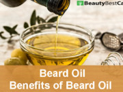 Beard Oil Benefits (What does beard oil do for beard)