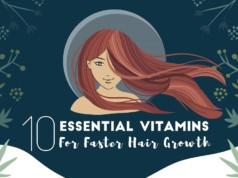 10 vitamins for hair growth