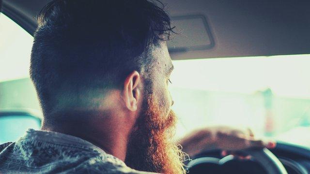 Fix Patchy Beard