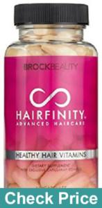 Brock Beauty Hairfinity hair growth product