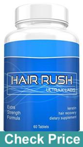 Ultrax Labs Hair Rush hair growth product