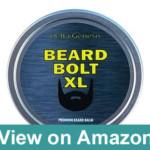 Beard Bolt XL for beard growth