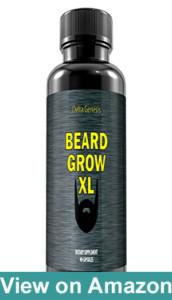 Beard Grow XL for beard growth