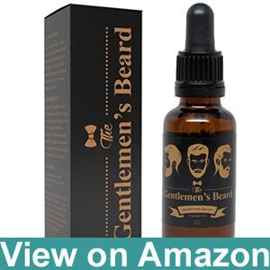 The Gentlemen's Beard Oil for beard growth