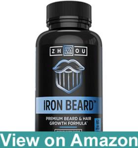 The Iron Beard for beard growth