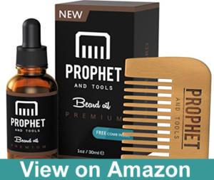 Prophet Beard Oil for beard growth