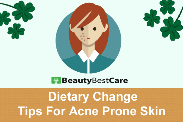 Diet For Get Rid Of Acne