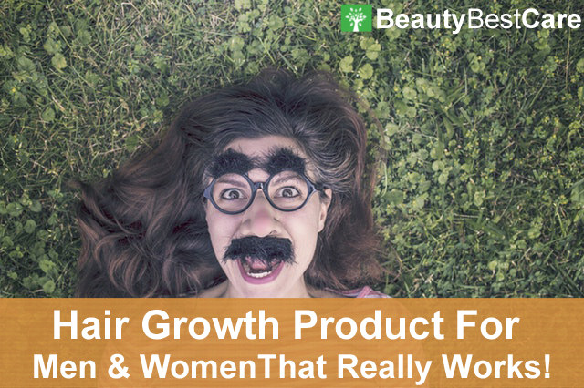 Best Hair Growth Products For Men & Women
