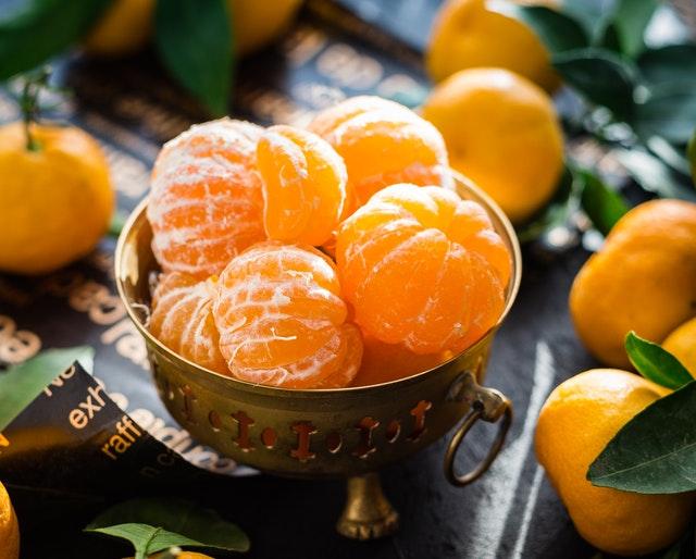 Orange and Honey Mask